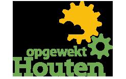 Opgewekt Houten